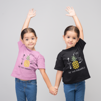 Be the Pineapple Kids T-Shirt