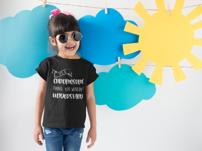 It's a Chromosome Thing, You Wouldn't Understand Kids T-Shirt