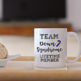 Team Down Syndrome Mug