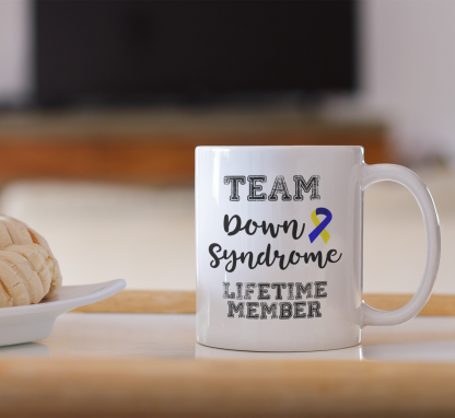 Team Down Syndrome Mug