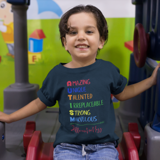 Autism – Different not less Kids T-Shirt