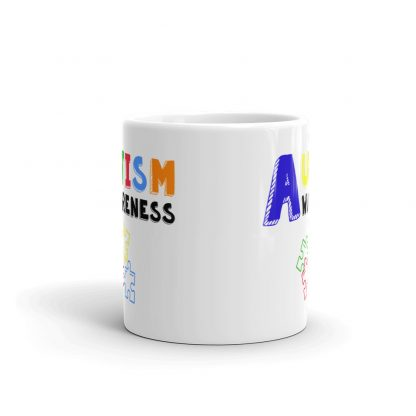 Autism Awareness Mug