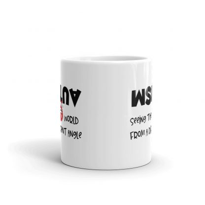 Autism – Seeing the world from a different angle Mug