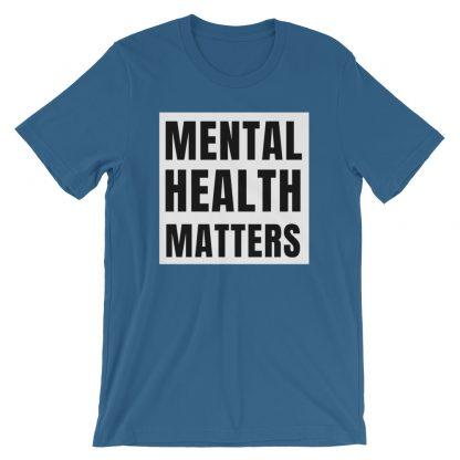 Mental Health Matters Unisex T-Shirt